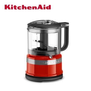 KitchenAid迷你食物調理機 新 經典紅