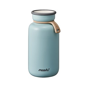 MOSH 450ml Doshisha撞色保溫瓶-天空藍