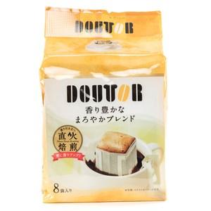 日本 DOUTOR 羅多倫 濾式咖啡香醇 7Gx8