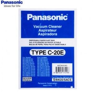 Panasonic 國際牌 吸塵器專用集塵紙袋 5入 TYPE-C-20E