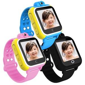 IS愛思 CW-01 SP 兒童定位智慧手錶藍色