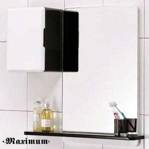 MAXIMUM 恒甡衛浴 蒂娜防水浴鏡吊櫃組 AZ8105-M 含北區安運
