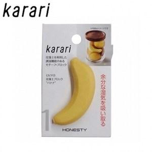 日本Karari珪藻土防潮乾燥塊(香蕉)矽藻土硅藻土HO1835