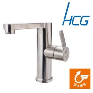 HCG 和成 單孔面盆不鏽鋼無鉛龍頭 LF3246