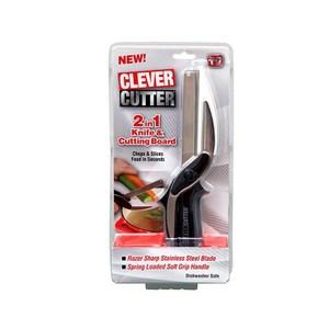Clever Cutter 美國多功能砧板剪刀