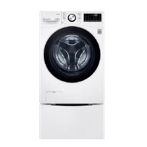 (贈國際牌吹風機)LG滾筒洗衣機WD-S15TBW蒸洗脫+WT-SD200AHW