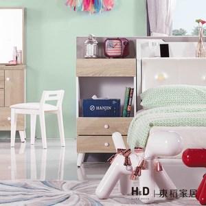 H&D 小北歐床頭櫃