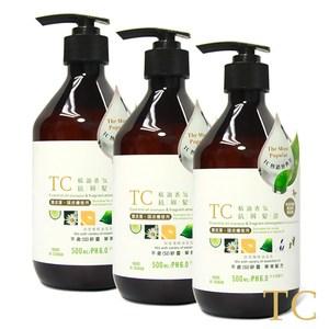 【TC】精油香氛抗屑髮浴 3入組(500ml)