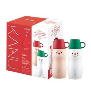 Kanu美式咖啡聖誕限定款-送耶誕杯帽曲線保溫瓶(100條/盒)