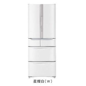 HITACHI日立 475L六門變頻冰箱 RSF48GJ/W星燦白