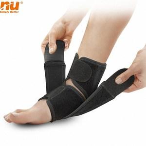 【海夫健康生活館】NU恩悠數位 鈦鍺能量 冰紗護腳踝