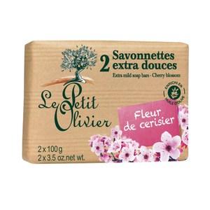 小橄欖樹草本極致保濕超柔香皂 櫻花