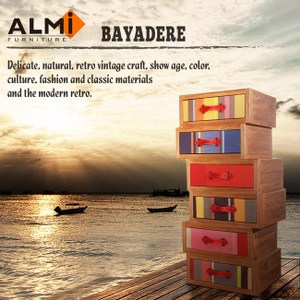 【ALMI】BAYADERE-ASYMMETR 6DRAWER六抽櫃