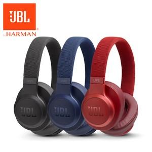 JBL LIVE 500BT 藍牙耳罩式智能耳機黑色
