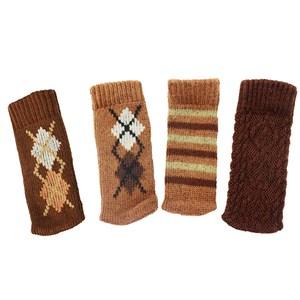 簡約針織椅腳套-混款(4入)