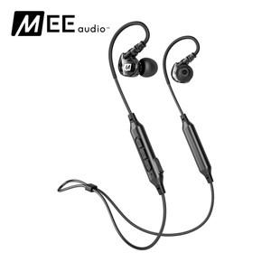 MEE audio X6 入耳式防汗藍牙運動耳機 黑色