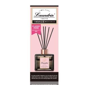 日本Laundrin'朗德林 香水系列擴香-經典花蕾補充包 -3入