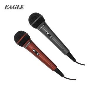 EAGLE 動圈式有線麥克風(EDM-F1)魔力紅