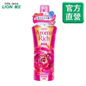 【LION 獅王】香水柔軟精-活力花果香550ml X2入