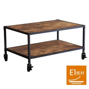 羅福特工業風茶几 採E1板材