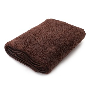 Lovel 7倍強效吸水抗菌超細纖維浴巾(咖啡糖)