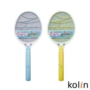 Kolin歌林 充電式電蚊拍(黃/藍 顏色隨機) KEM-SH02
