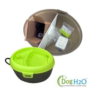 【Dog&Cat H2O】有氧濾水機6L-大  DC-06(L313A01)