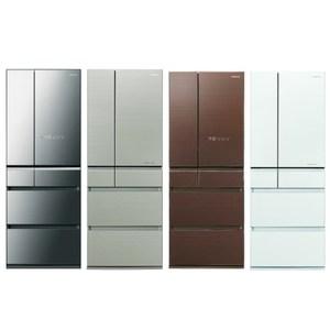國際牌 600公升變頻電冰箱日本製 NR-F604HX翡翠金