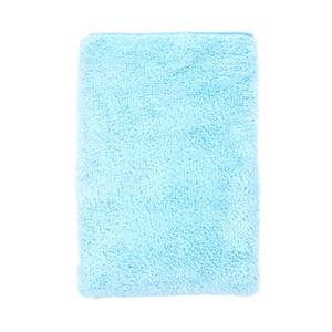 HOLA 超細纖維素色浴巾 藍