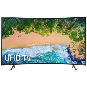 三星 65吋LED聯網4K黃金曲面電視UA65NU7300/UA65NU7300WXZW
