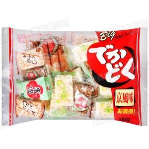 日本Dekadoku江口製菓綜合米香餅