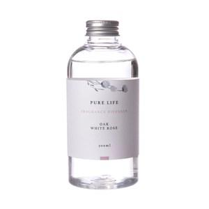HOLA Pure Life覓靜擴香補充液-橡木白玫瑰300ml