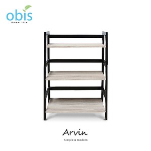 【obis】Arvin艾文3.3尺三層書架