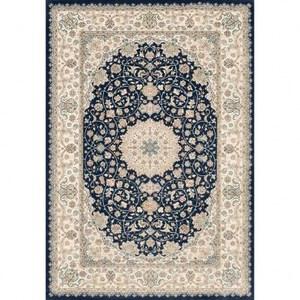 皇宮絲毯67x105cm 波斯藍