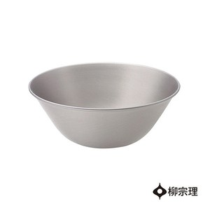 fujidinos-日本製《柳宗理》18-8不鏽鋼調理盆(13cm)