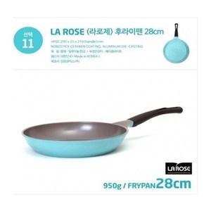 【韓國Chef Topf】薔薇鍋/玫瑰鍋LA ROSE系列28公分不沾平底鍋