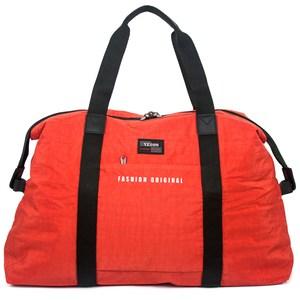 YESON -高單數防撥水尼龍布旅行袋-四色可選 MG-350橘色系