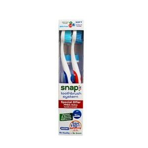 Snap Toothbrush 美國環保替換牙刷