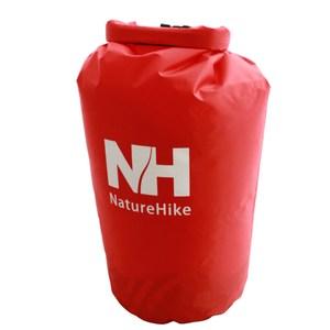 【PUSH!戶外休閒用品】防水袋 漂流袋 衣物袋(25L)紅色P44-3