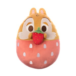 HOLA 迪士尼系列櫻花季草莓造型抱枕-蒂蒂