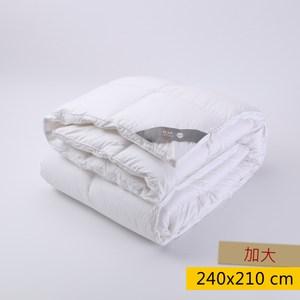 HOLA 9505波蘭鵝絨防蟎抗菌冬被 加大