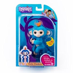 互動寵物猴 藍