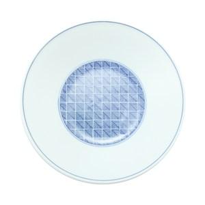 日本晨月圓盤22cm鱗紋