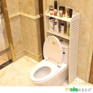【Osun】DIY木塑板 浴室置物架(CE178-MT01)
