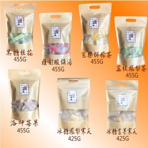 【活力本味】茶磚系列(七種口味任選)x5包/組茶磚系列