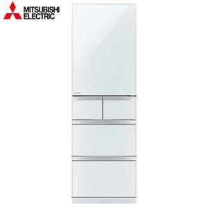 三菱日本製455L五門變頻冰箱(水晶白) MR-BC46Z