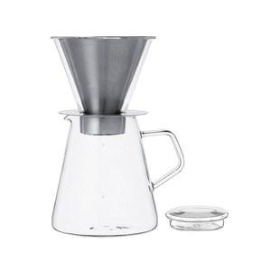KINTO Carat 咖啡沖泡壺組720ml
