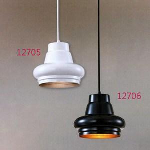 YPHOME  白色單吊燈 A12705L白色 12705