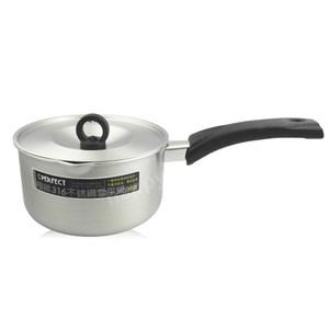 理想牌極緻316不鏽鋼雪平鍋(附蓋)20cm