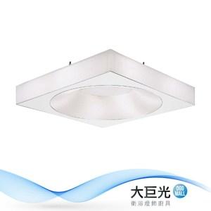 【大巨光】時尚風-E27 6+1燈吸頂燈-中(ME-3173)